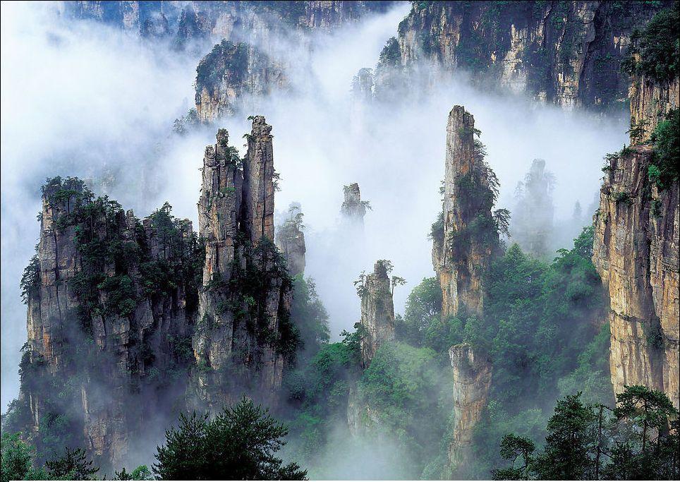湖南世界遺産「張家界」2012-8-16