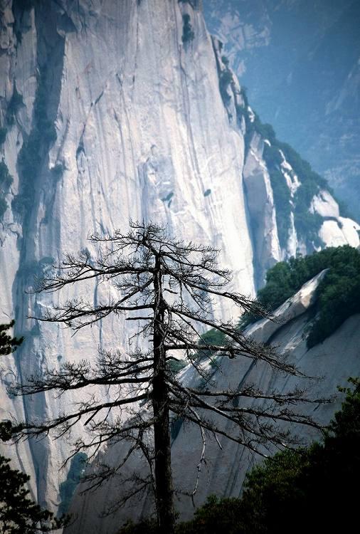 陜西省--西岳華山の旅13