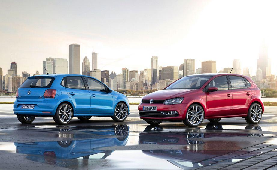 VW 新型ポロ3