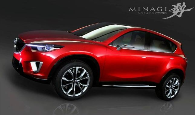 CX-5 minagi