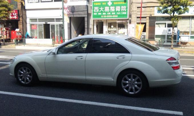 BENZ S 350_20130508
