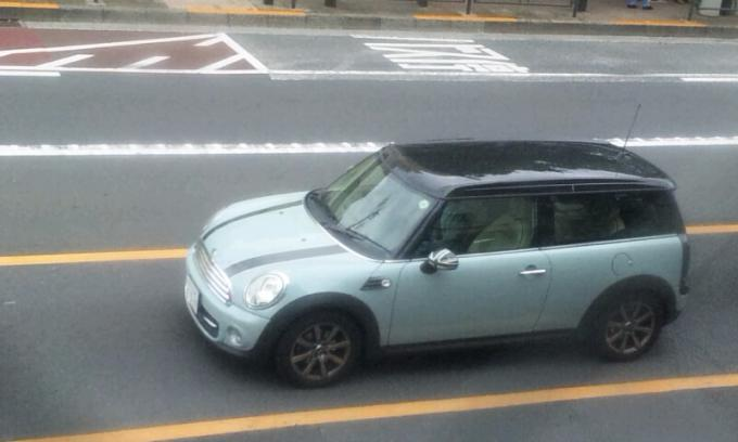 BMW mini CLUBMAN_20130619