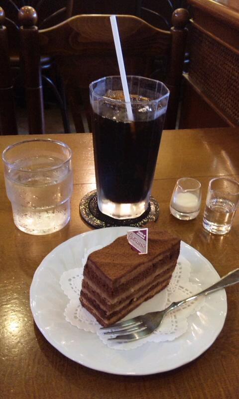 CHOKO CAKE_20130626