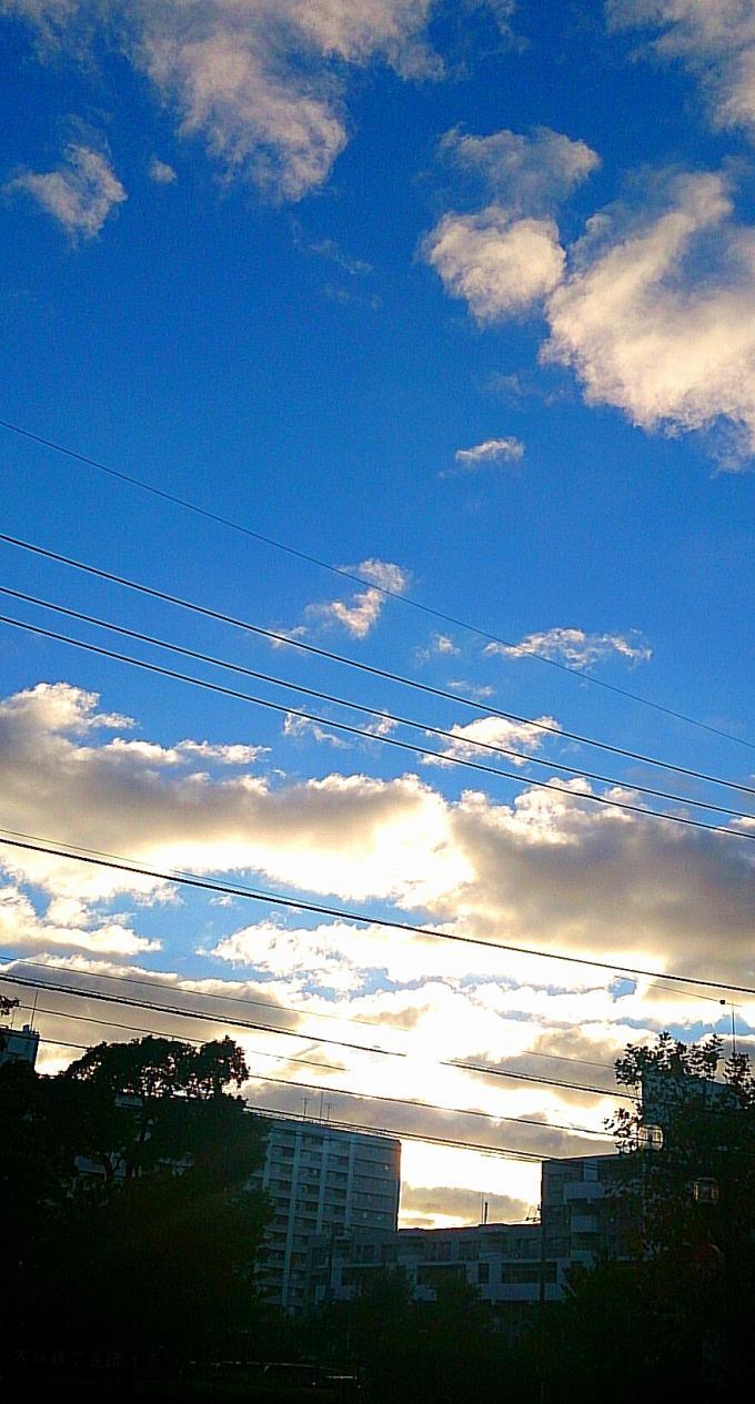 光る雲_20141127