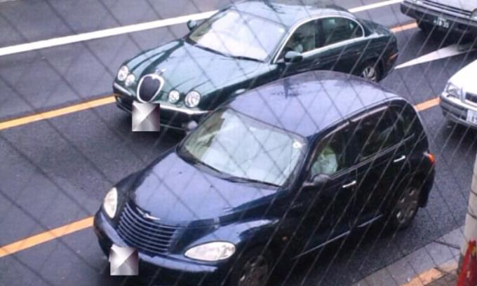 JAGUAR  &   PT  CRUISER_20111015