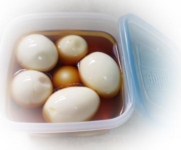 半熟味付け卵