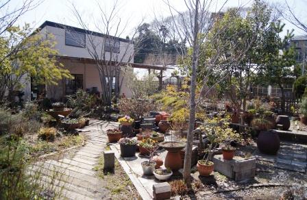 ぶ楽りお庭