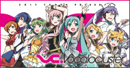 EXIT TUNES PRESENTS Vocalocluster feat.初音ミク