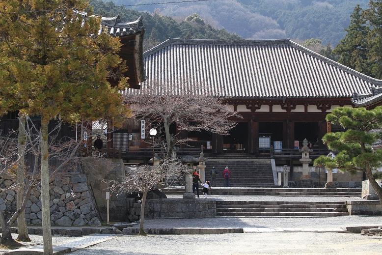 當麻寺、2