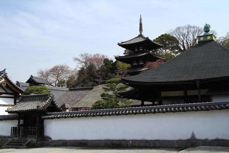 當麻寺、4