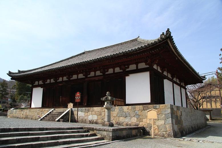 當麻寺、9