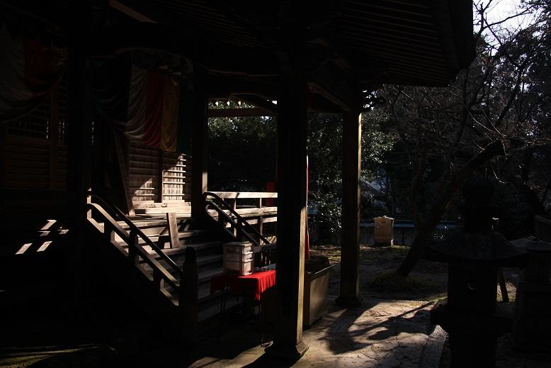 岩湧寺、4
