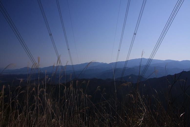 岩湧山の山焼き、6