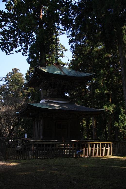 岩湧寺、1