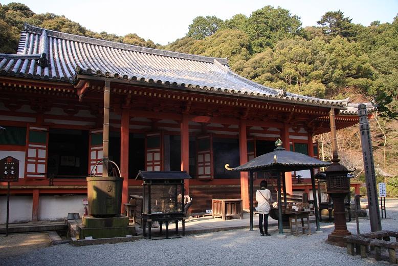 観心寺、7