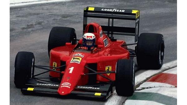 かつてのフェラーリ名車641/2