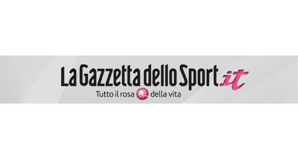伊ガゼッタ紙のロゴ