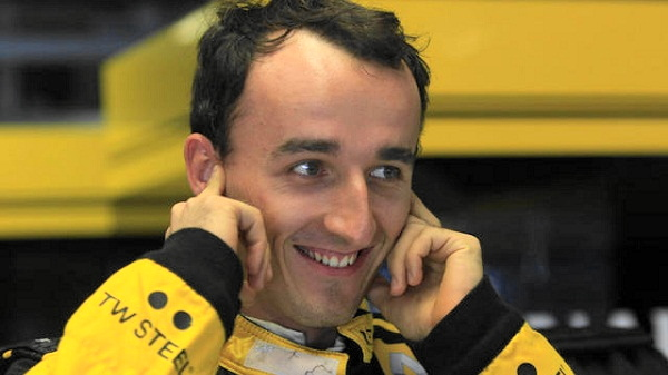F1復帰が望まれるクビサ
