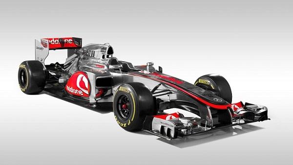 F1情報:マクラーレン新車MP4-27