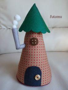 フトムの羊毛フェルト ‐ Needle Felting of Futomu ‐
