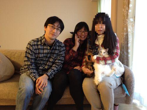 K西ご家族と0127写真