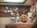 店員がオナ見してくれるオープンカフェ