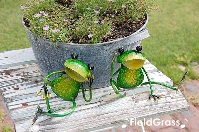 ガーデン雑貨 カエル