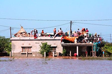 モザンビーク洪水