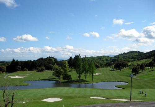 鈴鹿の森ゴルフクラブ1