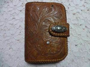 財布兼手帳