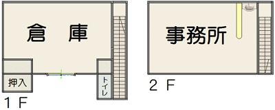 武蔵ヶ丘間取り