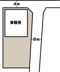 武蔵ヶ丘8丁目配置図