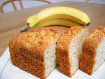 2011 09 27 バナナケーキ