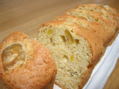 2011 10 20 栗ケーキ