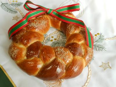 2011 11 14 クリスマスリース