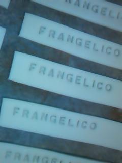 フランジェリコクラッカー