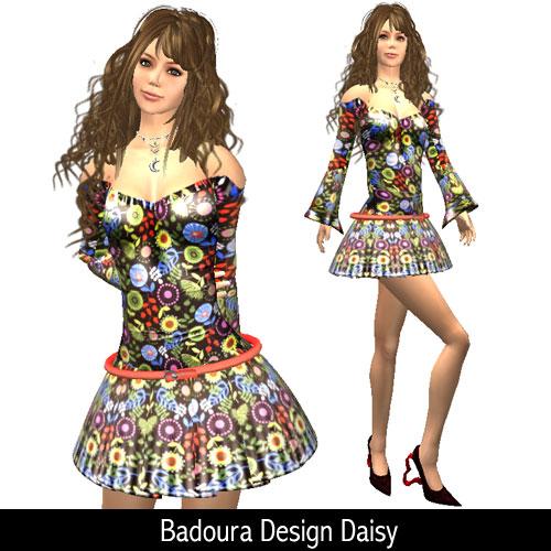 Badoura Design Daisy
