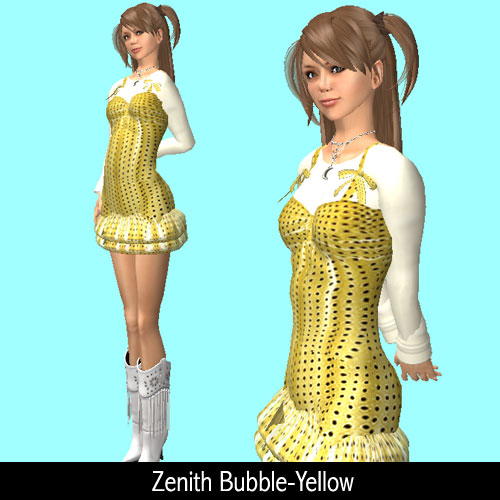 Zenith Bubble-Yellow