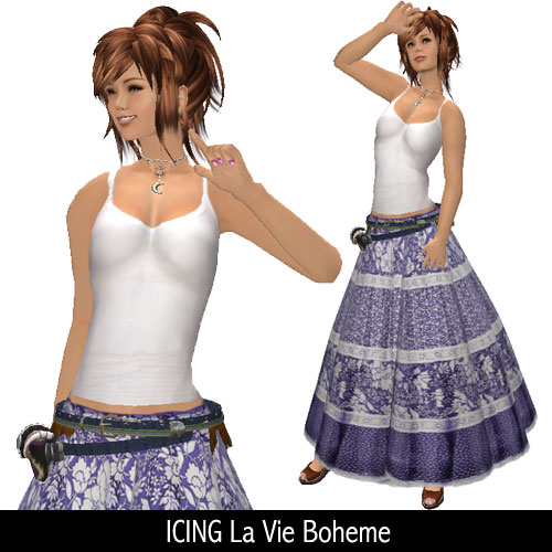 ICING La Vie Boheme