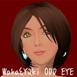 WAKA&YUKI ODD EYE