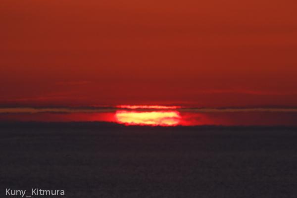 変形太陽の季節本番