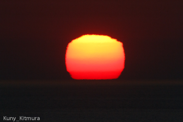 変形太陽は9度目 2