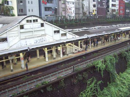 聖橋から御茶ノ水駅2