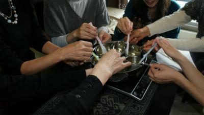 ドッグアロマセミナーイン東京 2011/12/3