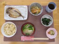 昼食メニュー