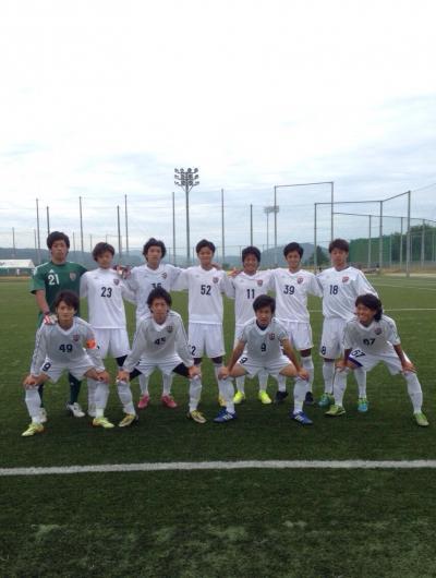 Iリーグ中国2014 第9節 「A-IPU・環太平洋大学B」(2014:9:20 土)1/2
