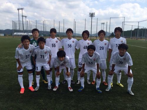 Iリーグ中国2014 第11節 「B-IPU B」(2014:9:27 土)1/2