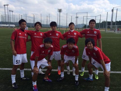 Iリーグ中国2014 第11節 「B-IPU B」(2014:9:27 土)2/2