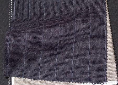 ウール80%キッドモヘア20%の葛利毛織DOMINX2012年SSのフレスコ