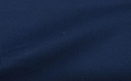 sondrioのストレッチコットン・ブルー。オーダージャケット向け